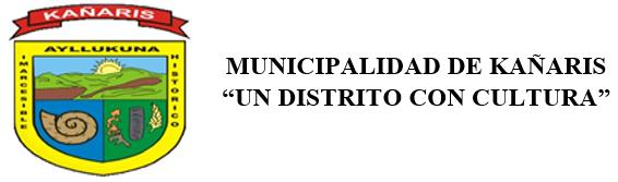 Municipalidad Distrital de Kañaris - Municipalidad Distrital de Kañaris